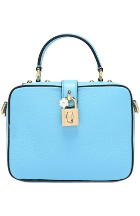 Сумка Rosaria Dolce & Gabbana голубая цвета | Фото №1