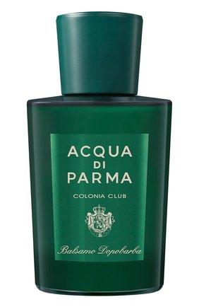 Мужская бальзам после бритья colonia club ACQUA DI PARMA бесцветного цвета, арт. 26027ADP | Фото 1