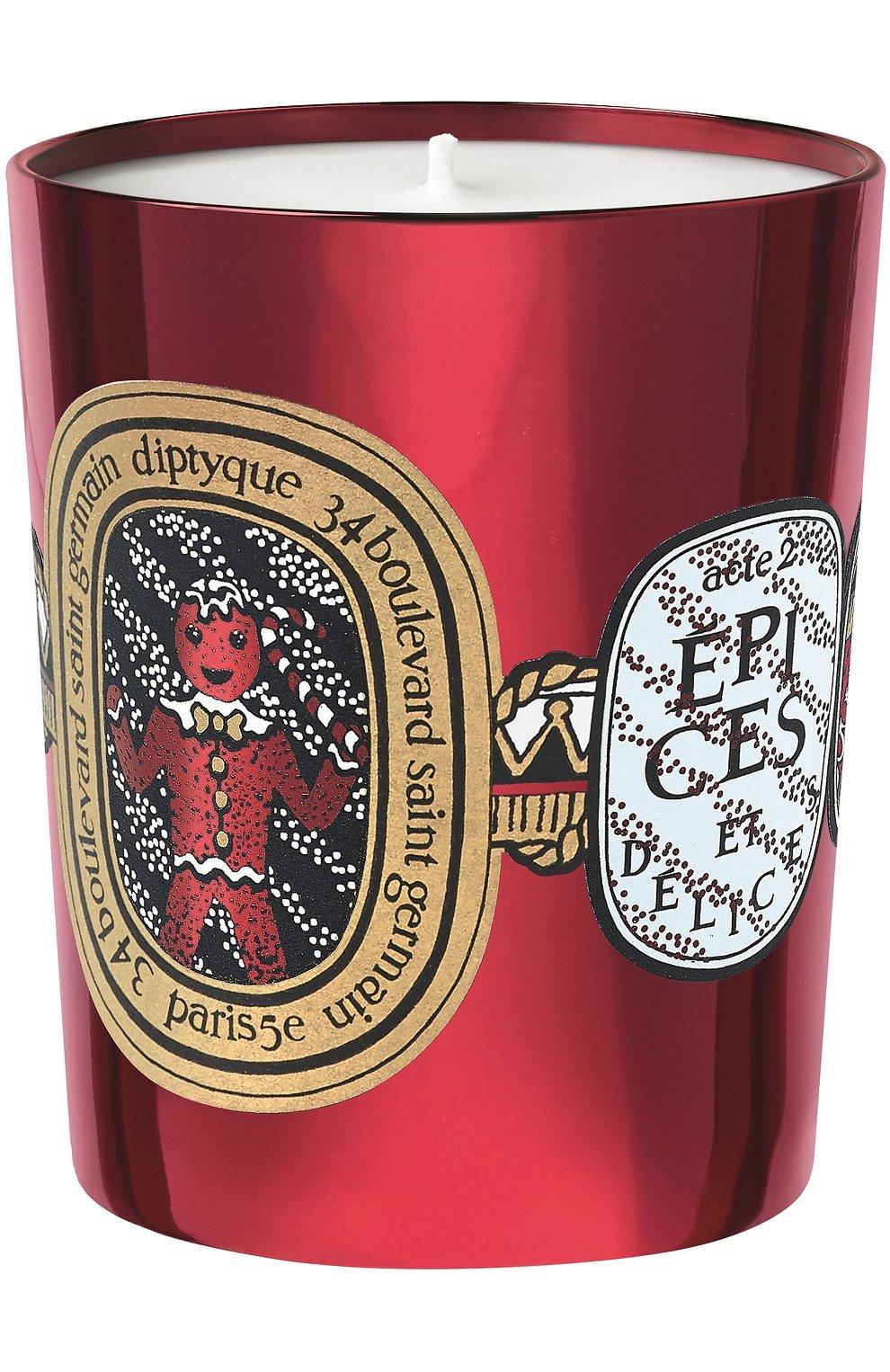 Свеча Epices Et Delices Лимитированное издание | Фото №1