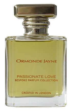 Духи passionate love ORMONDE JAYNE бесцветного цвета, арт. 5060238282284 | Фото 1