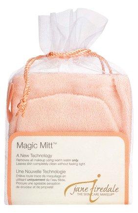 Рукавичка для снятия макияжа Magic Mitt | Фото №1