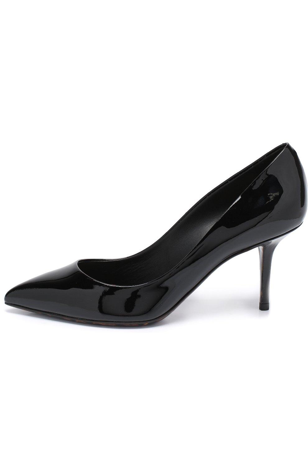 Лаковые туфли Bellucci на шпильке | Фото №3