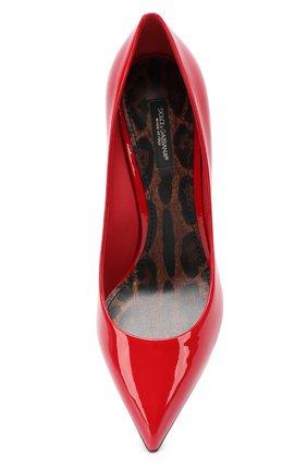Лаковые туфли Bellucci на шпильке | Фото №5