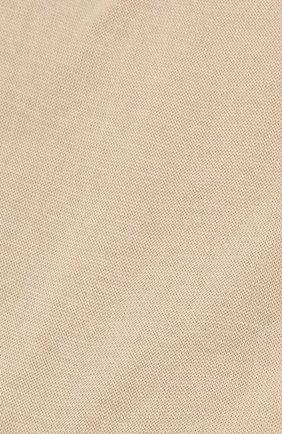 Мужские хлопковые носки BRIONI светло-бежевого цвета, арт. 0VMC/P3Z19 | Фото 2