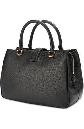 Сумка Dolce Shopping Dolce & Gabbana черная цвета | Фото №3
