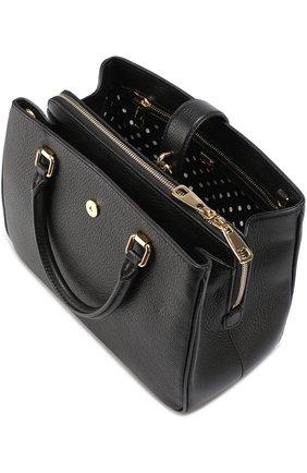 Сумка Dolce Shopping Dolce & Gabbana черная цвета | Фото №4