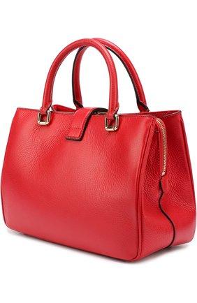 Сумка Dolce Shopping Dolce & Gabbana красная цвета   Фото №2