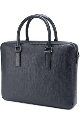Кожаная сумка для ноутбука Mediterraneo | Фото №2