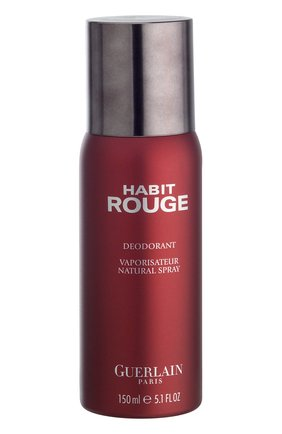 Мужской дезодорант habit rouge GUERLAIN бесцветного цвета, арт. 23545 | Фото 1