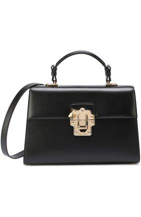Сумка Lucia Dolce & Gabbana черная цвета | Фото №1