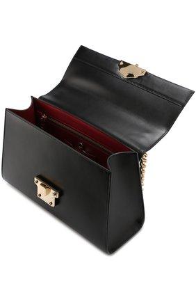 Сумка Lucia Dolce & Gabbana черная цвета | Фото №3