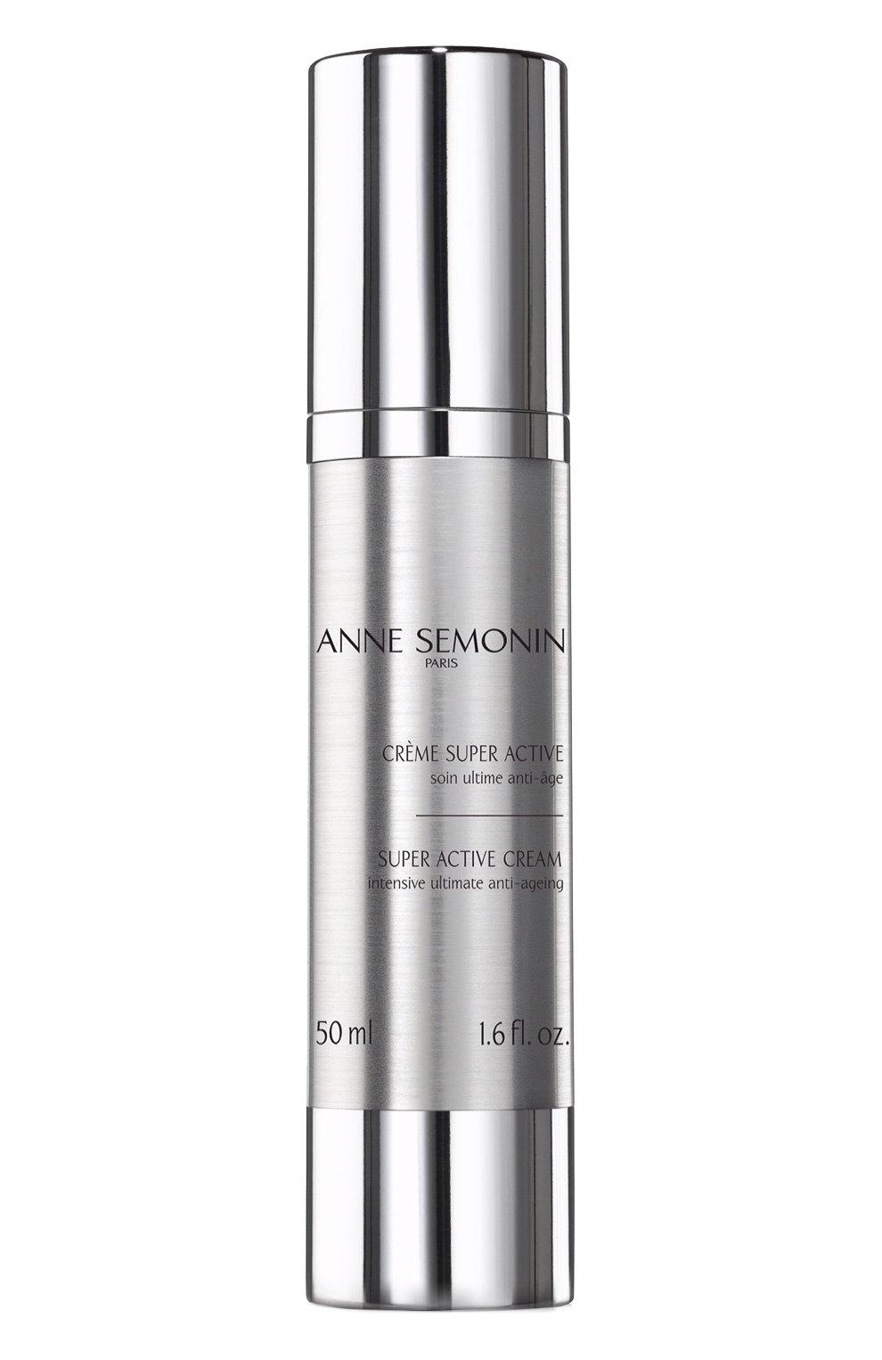 Омолаживающий крем для лица ANNE SEMONIN бесцветного цвета, арт. 3700084613482 | Фото 1 (Статус проверки: Проверена категория)