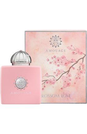 Парфюмерная вода blossom love AMOUAGE бесцветного цвета, арт. 26300 | Фото 2