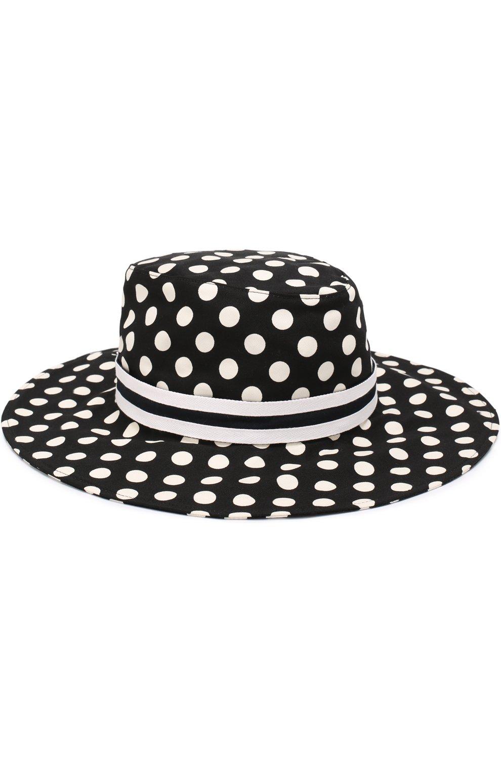 Шляпа с принтом | Фото №1