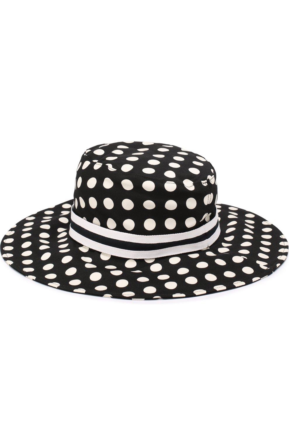 Шляпа с принтом | Фото №2