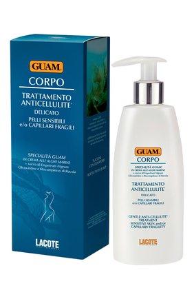 Женского крем антицеллюлитный для чувствительной кожи corpo GUAM бесцветного цвета, арт. 8025021140636 | Фото 1