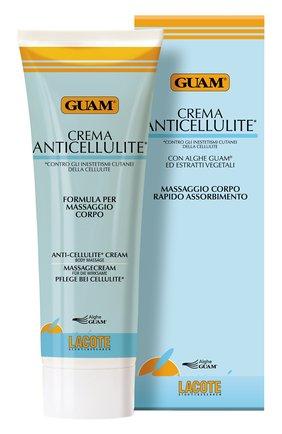 Женского крем антицеллюлитный для массажа creama GUAM бесцветного цвета, арт. 8025021820002 | Фото 1