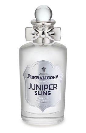 Женский туалетная вода juniper sling PENHALIGON'S бесцветного цвета, арт. 793675005622 | Фото 1