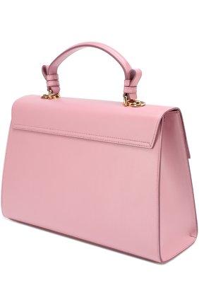 Сумка Lucia Dolce & Gabbana розовая цвета | Фото №2