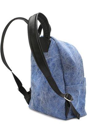 Текстильный рюкзак Flirting с вышивкой в виде цветов | Фото №3