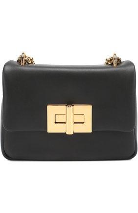 Женская сумка natalia TOM FORD черного цвета, арт. L0983T/C08   Фото 1