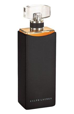 Кожаный чехол для парфюмерной воды Black Leather | Фото №1