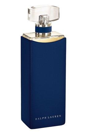 Кожаный чехол для парфюмерной воды Navy Leather | Фото №1