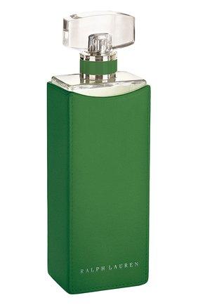 Кожаный чехол для парфюмерной воды Green Leather | Фото №1