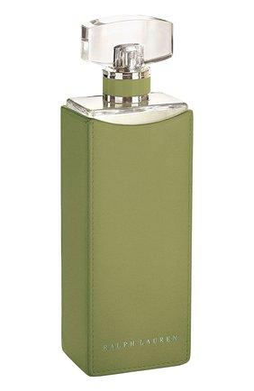 Кожаный чехол для парфюмерной воды Sage Leather | Фото №1