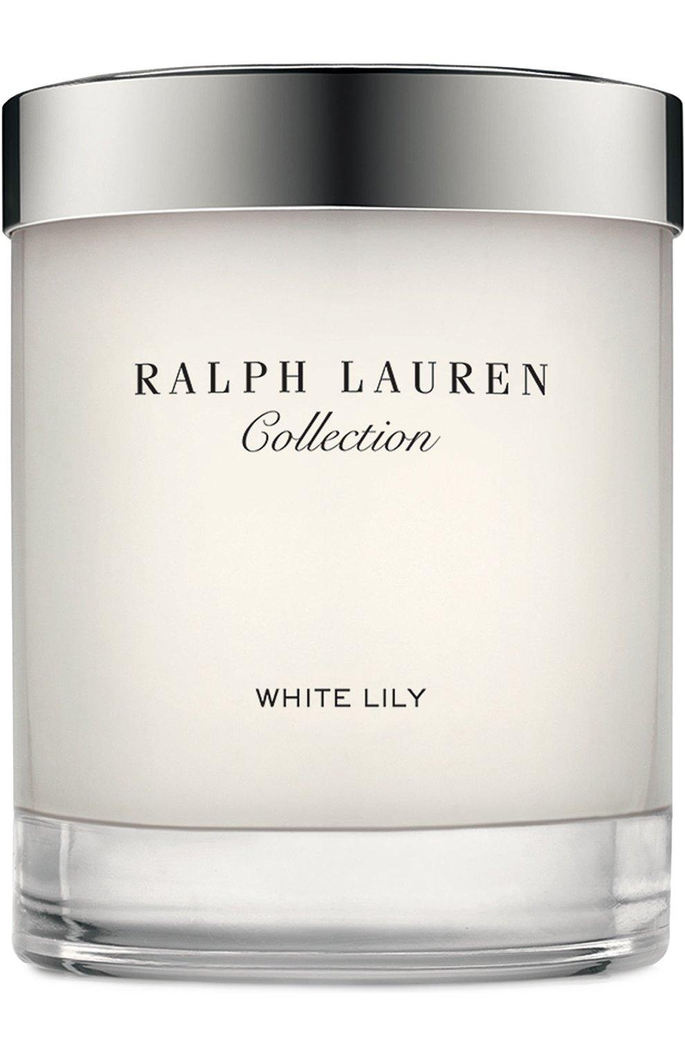 Свеча White Lily | Фото №1
