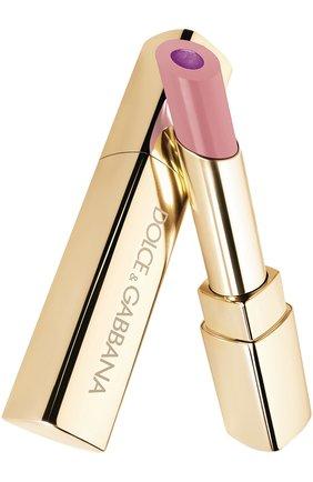 Помада-блеск для губ Passion Duo, оттенок 37 Tropical Pink Dolce & Gabbana | Фото №1