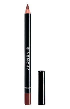 Водостойкий карандаш для губ, оттенок 9 | Фото №1