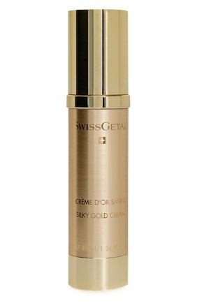 Крем для лица Silky Gold Cream Swissgetal | Фото №1