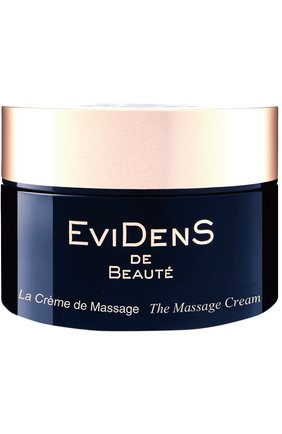 Крем для массажа EviDenS de Beaute | Фото №1