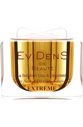 Концентрат для шеи и декольте EviDenS de Beaute | Фото №1