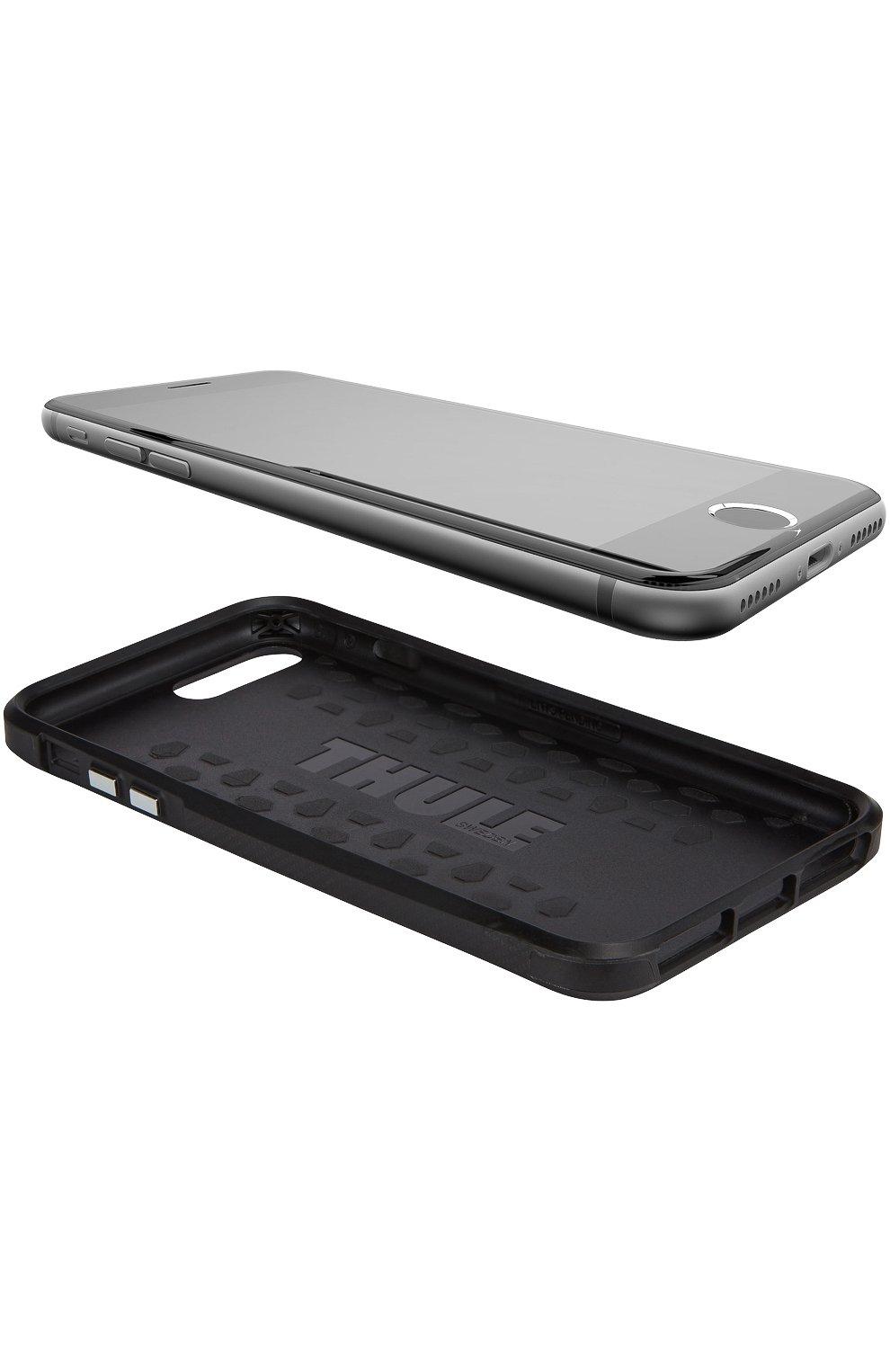 Мужской чехол для iphone 7 plus atmos x3 THULE черного цвета, арт. TAIE-3127_BLACK | Фото 3