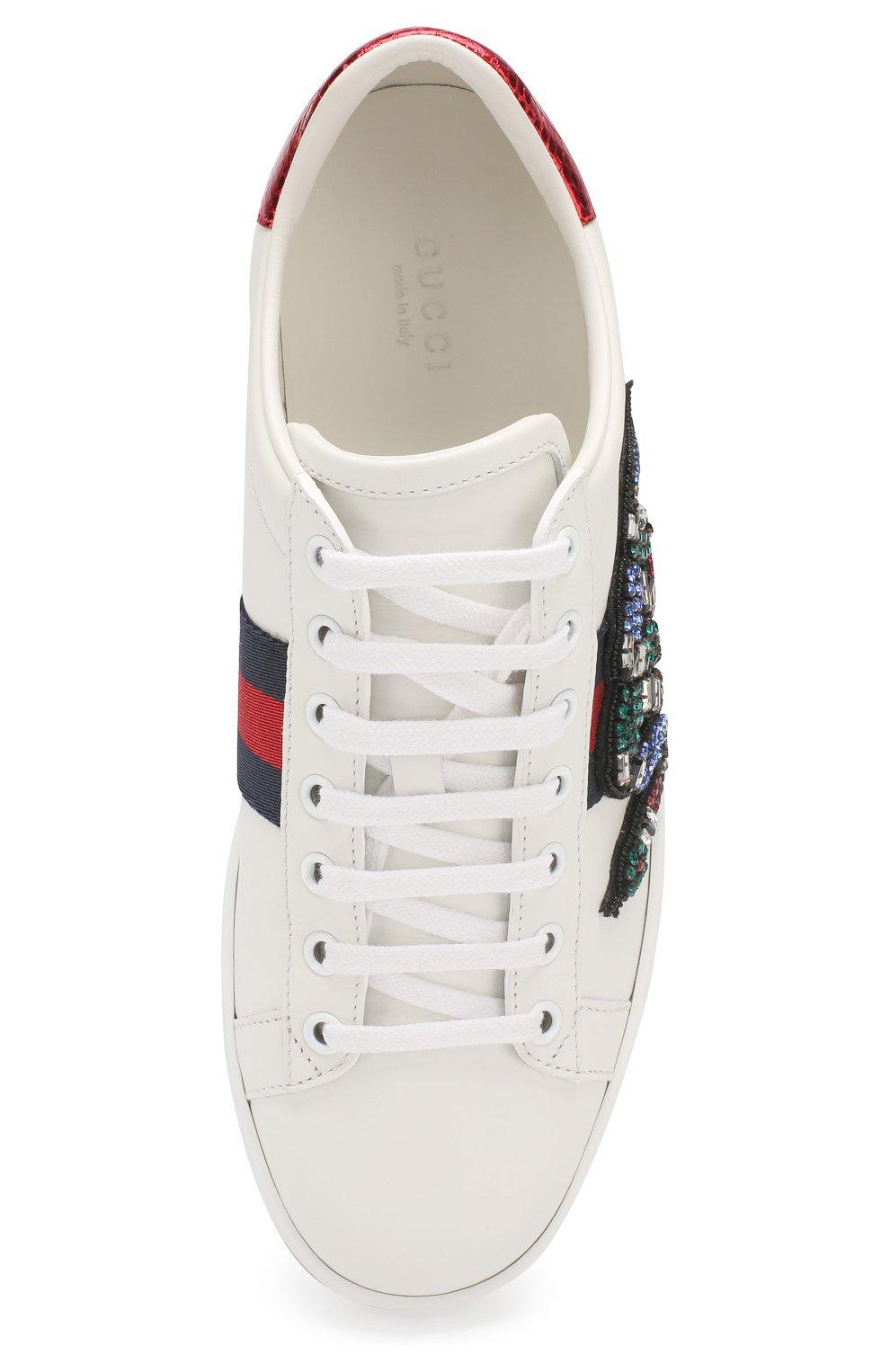 40d0947ad Женская обувь Gucci по цене от 20 900 руб. купить в интернет-магазине ЦУМ
