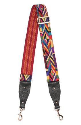 Ремень для сумки Valentino Garavani Guitar с вышивкой Native Couture | Фото №1