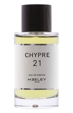 Парфюмерная вода Chypre 21  Heeley | Фото №1