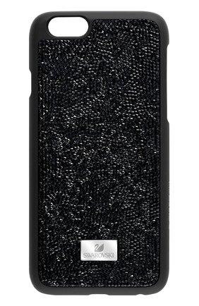 Чехол для iPhone 7 Glam Rock с кристаллами Swarovski   Фото №1