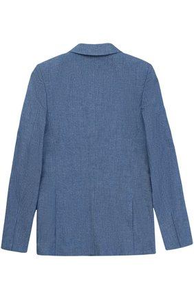 Однобортный хлопковый пиджак  | Фото №2