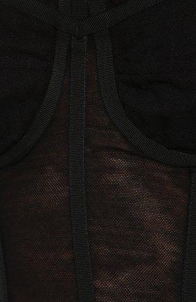 Кружевной корсет-бюстье   Фото №5
