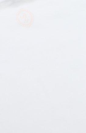 Комплект из двух хлопковых маек | Фото №4