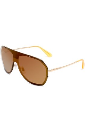 Солнцезащитные очки Dolce & Gabbana коричневые | Фото №1