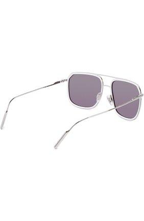 Солнцезащитные очки Dolce & Gabbana белые | Фото №3
