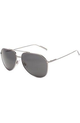 Солнцезащитные очки Dolce & Gabbana серые   Фото №1