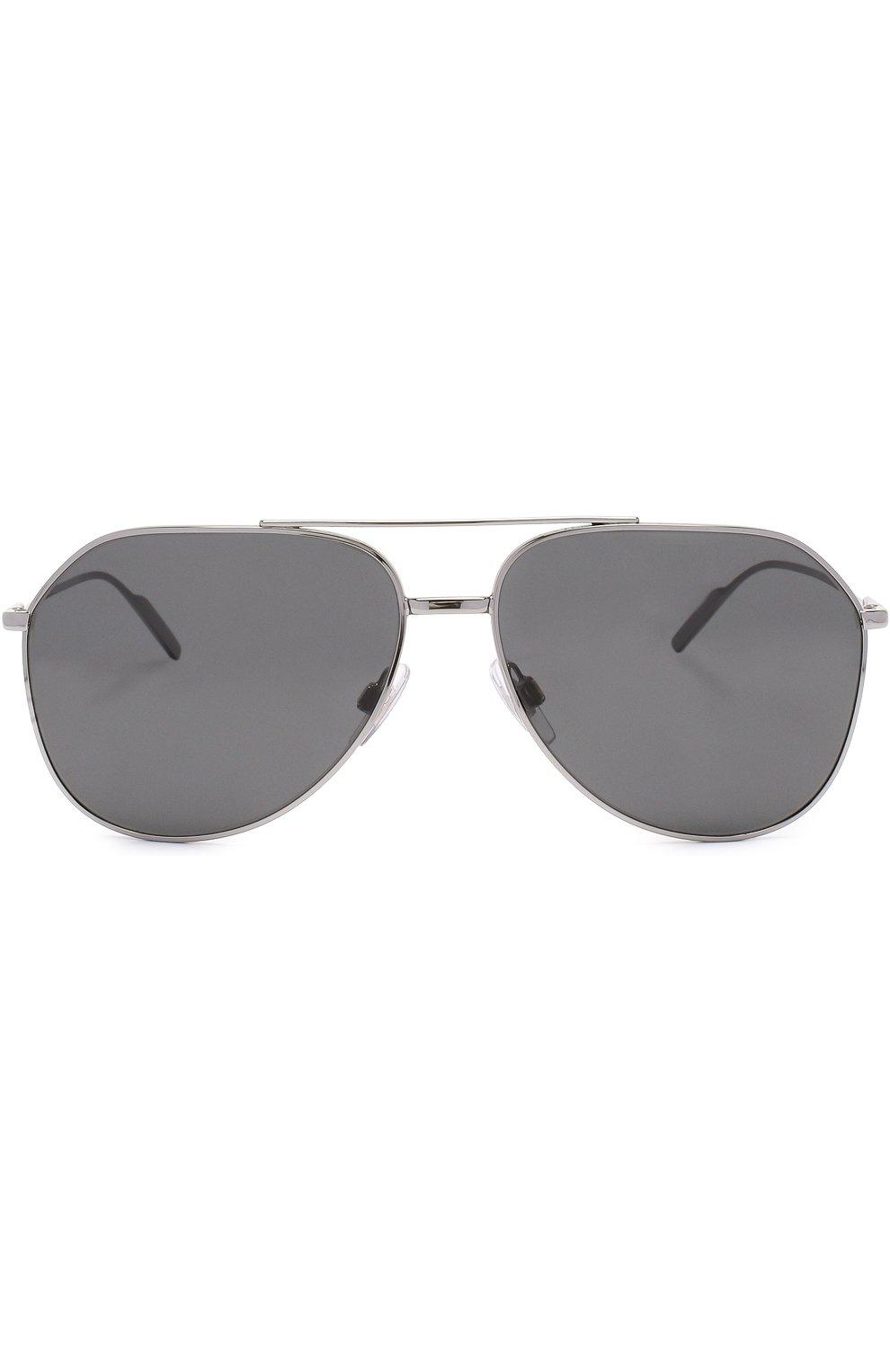 Солнцезащитные очки Dolce & Gabbana серые   Фото №2