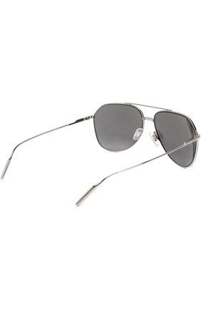Солнцезащитные очки Dolce & Gabbana серые   Фото №3