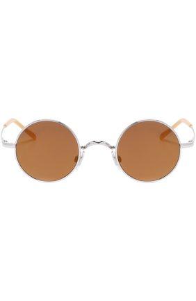Солнцезащитные очки Dolce & Gabbana коричневые | Фото №2