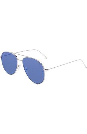 Солнцезащитные очки Illesteva синие   Фото №1